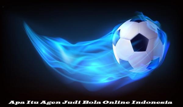 Apa Itu Agen Judi Bola Online Indonesia